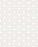 Teste padrão sem emenda do favo de mel Foto de Stock
