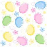 Teste padrão sem emenda do fundo de Easter