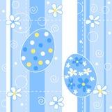 Teste padrão sem emenda do fundo de Easter Imagens de Stock
