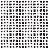 Teste padrão sem emenda do Grunge ilustração stock
