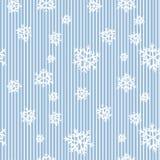 Teste padrão sem emenda do inverno Imagem de Stock