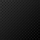 Teste padrão sem emenda do metal com pontos Imagem de Stock Royalty Free