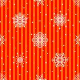 Teste padrão sem emenda do Natal. ilustração stock