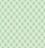 Teste padrão sem emenda do Natal do vintage com flocos de neve Imagens de Stock