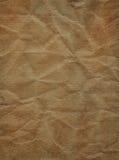 Teste padrão sem emenda do papel da antiguidade do marrom escuro do vintage Fotografia de Stock