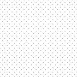 Teste padrão sem emenda do papel de parede com círculo preto - vetor Fotografia de Stock