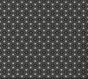 Teste padrão sem emenda do papel de parede do art deco Imagens de Stock