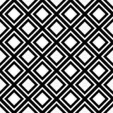 Teste padrão sem emenda do papel de parede textura à moda moderna Fundo geométrico Imagens de Stock