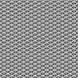 Teste padrão sem emenda do polígono geométrico Projeto gráfico da forma Ilustração do vetor Projeto do fundo Stylis modernos ótic Fotografia de Stock