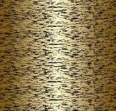 Teste padrão sem emenda do sumário do ouro - eps Fotografia de Stock Royalty Free
