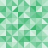 Teste padrão sem emenda do triângulo abstrato Vetor Imagem de Stock Royalty Free