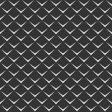 Teste padrão sem emenda do vetor abstrato de repetir formas geométricas Projeto liso ilustração royalty free