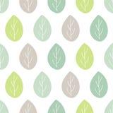 Teste padrão sem emenda do vetor Ilustração infinita da cópia de matéria têxtil Elementos decorativos do projeto para o ornamento Fotografia de Stock Royalty Free