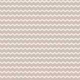 Teste padrão sem emenda do ziguezague abstrato do vetor no backg marrom pálido ilustração royalty free