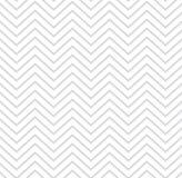 Teste padrão sem emenda do ziguezague geométrico Imagens de Stock Royalty Free