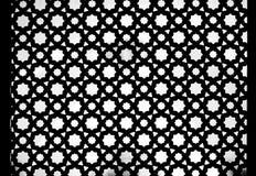 Teste padrão sem emenda e projeto islâmicos tradicionais usados como um Backgr Imagem de Stock