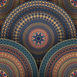 Teste padrão sem emenda Elementos decorativos do vintage Fundo tirado mão Islã, árabe, indiano, motivos do otomano Aperfeiçoe imp Imagem de Stock Royalty Free