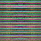 teste padrão sem emenda em tons coloridos Fotografia de Stock