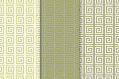 Teste padrão sem emenda espiral Fundo colorido ilustração do vetor