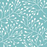 Teste padrão sem emenda floral. Fotos de Stock Royalty Free
