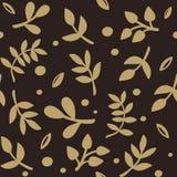 Teste padrão sem emenda floral Foto de Stock Royalty Free
