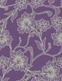 Teste padrão sem emenda floral Imagem de Stock
