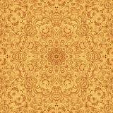 Teste padrão sem emenda floral abstrato Fotos de Stock Royalty Free