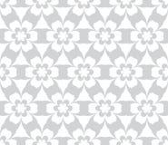 Teste padrão sem emenda floral abstrato Imagens de Stock Royalty Free