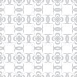 Teste padrão sem emenda floral abstrato Fotografia de Stock