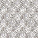 Teste padrão sem emenda floral bonito Fotografia de Stock