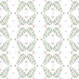 Teste padrão sem emenda floral delicado em cores pastel brilhantes em um fundo branco Teste padrão sem emenda, fundo, textura Foto de Stock