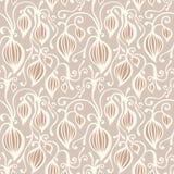 Teste padrão sem emenda floral do fundo Vetor ilustração do vetor