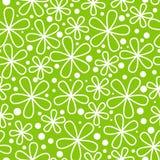 Teste padrão sem emenda floral para seu projeto Fotos de Stock Royalty Free