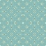 Teste padrão sem emenda floral primitivo bonito ilustração royalty free