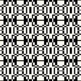 Teste padrão sem emenda, fundo à moda Fotografia de Stock