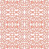 teste padrão sem emenda geométrico Imagens de Stock Royalty Free