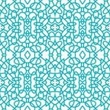 teste padrão sem emenda geométrico Fotos de Stock