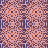teste padrão sem emenda geométrico Foto de Stock Royalty Free