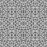 teste padrão sem emenda geométrico Fotos de Stock Royalty Free