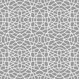 teste padrão sem emenda geométrico Imagens de Stock