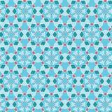 Teste padrão sem emenda geométrico abstrato. Foto de Stock Royalty Free