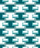 Teste padrão sem emenda geométrico abstrato Foto de Stock Royalty Free