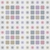 Teste padrão sem emenda geométrico abstrato com cinza Imagem de Stock Royalty Free