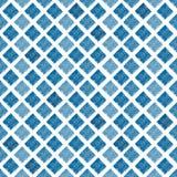 Teste padrão sem emenda geométrico abstrato com rombo Fotos de Stock