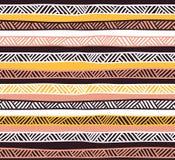 Teste padrão sem emenda geométrico abstrato nas cores pastel ilustração do vetor