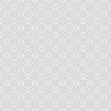 Teste padrão sem emenda geométrico cinzento do vetor Imagem de Stock Royalty Free