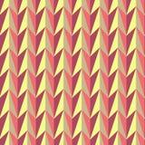 Teste padrão sem emenda geométrico colorido sumário Imagem de Stock