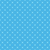 Teste padrão sem emenda geométrico da estrela Gráfico da forma Ilustração do vetor Projeto do fundo Ilusão ótica 3D Abst à moda m Imagem de Stock Royalty Free