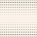 Teste padr?o sem emenda geom?trico de intervalo m?nimo do vetor com formas pequenas do diamante, rombos ilustração stock