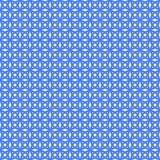 Teste padrão sem emenda geométrico do ornamento Fundo do vetor Fotografia de Stock Royalty Free